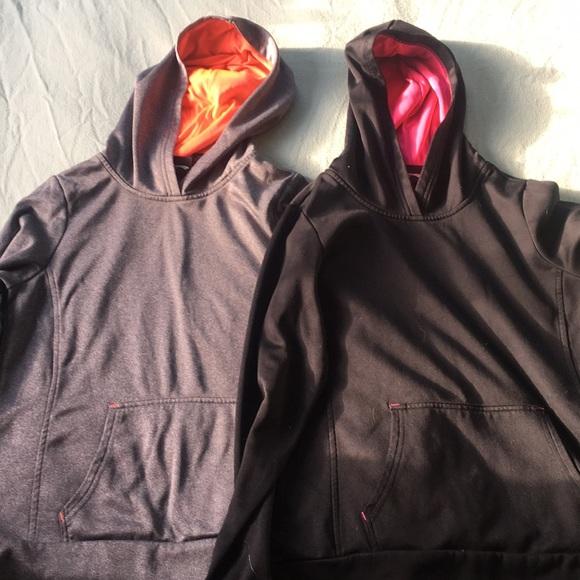 Cascade Sport Jackets & Blazers - Warm hoodies
